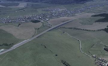 Diaľničný úsek D1 Lietavská Lúčka - Višňové - Dubná Skala