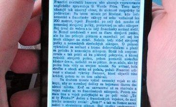 Digitalizácia SNK v Martine