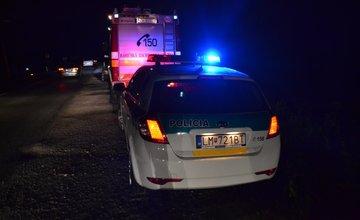 Dopravná nehoda 7.septembra 2014 - Belá - Nižné Kamence