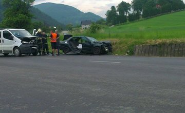 Dopravná nehoda Belá Žilina - 26.5.2014