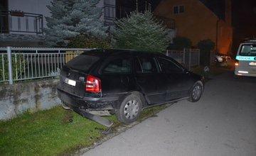 Dopravná nehoda na Hodoch sv. Juraja v Trnovom