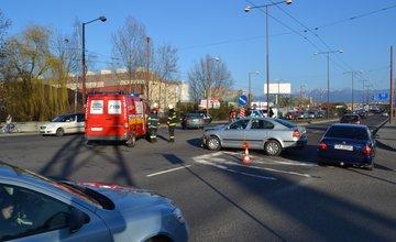 Dopravná nehoda na Košickej v nedeľu 9.marca 2014