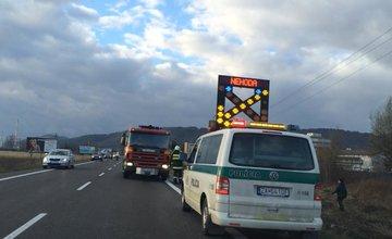 Dopravná nehoda na Šibeniciach 15.marca 2014