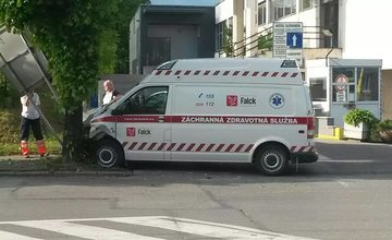 Dopravná nehoda pri Auparku - 9.mája 2014