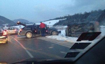 Dopravná nehoda pri obci Belá, Stráža