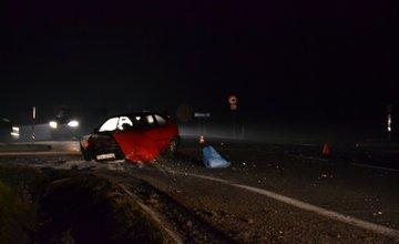 Dopravná nehoda pri Varíne 6.1.2014