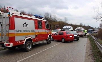 Dopravná nehoda - Belá pri Žiline, 17.3.2014