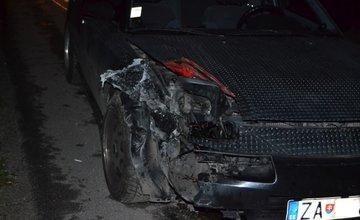 Dopravná nehoda v Celulózke - 20.apríla 2014