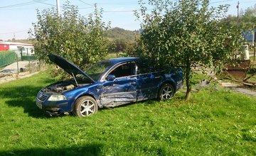 Dopravná nehoda v Lietavskej Lúčke