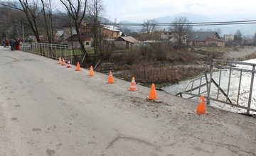 Dopravná nehoda vo Varíne 4.1.2014
