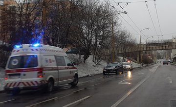 Dopravné nehody 24.1.2015