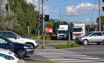 Dopravné obmedzenia na najväčšej križovatke v Žiline