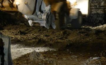 Exkluzívne aktuálne fotografie z Tunela Ovčiarsko
