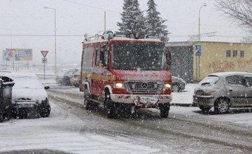 Februárové počasie prekvapilo záchranárov na Solinkách