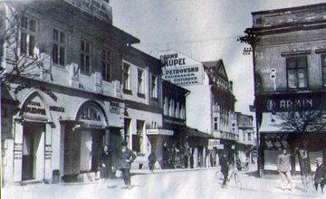 Historické fotografie mesta - 10.časť