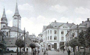 Historické fotografie mesta - 11.časť