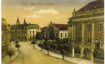 Historické fotografie mesta - 4.časť