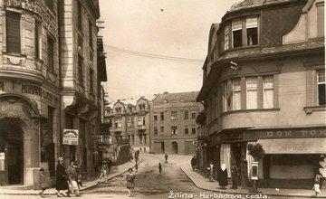 Historické fotografie mesta - 5.časť