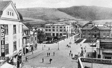Historické fotografie mesta - 7.časť