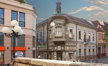 Historické fotografie Žiliny v porovnaní so súčasnosťou - III časť