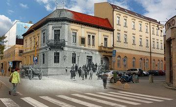 Historické fotografie Žiliny v porovnaní so súčasnosťou - IV časť