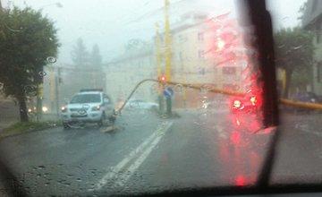 Kompletný fotoalbum z búrky v Žiline 21.7.2014