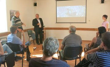 Lesopark Žilina diskusia o jeho budúcnosti 2014