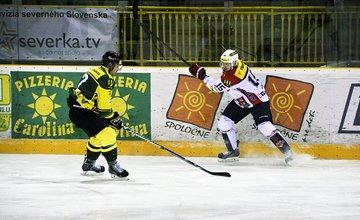 MsHK Žilina - HKM Zvolen