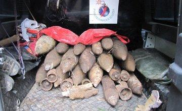 Nález vojnovej munície v Žilinskom kraji