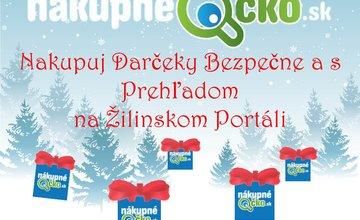 Nákupné očko - portál pre nákupy v Žiline