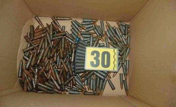 Nález zbraní a munície v Turzovke