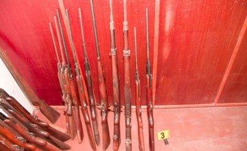 Nedovolené ozbrojovanie vo Varíne pri Žiline