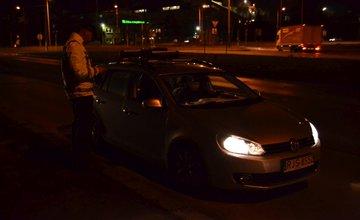 Nefunkčné semafory na Košickej 31.1.2014
