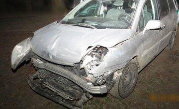 Neznámy vodič vozidlo zaparkoval a ušiel