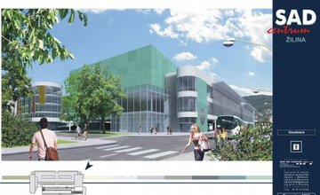Nezrealizované projekty v Žiline: Autobusová stanica