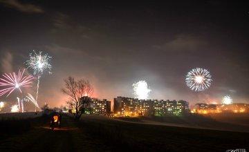 Novoročné ohňostroje
