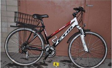Odcudzené bicykle v Žilinskom kraji