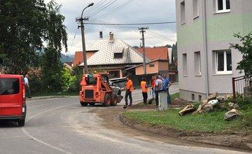 Odstraňovanie škôd mesto Žilina