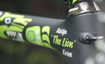 Peter Sagan Wolverine bicykel Tour de France 2014