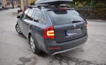 Podgurážený vodič v Ružomberku ohrozil policajtov