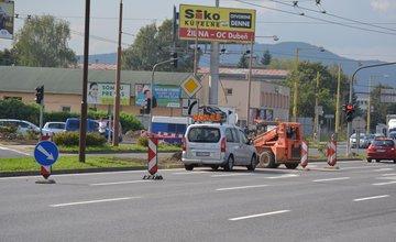Rekonštrukcia križovatky na Košickej ulici
