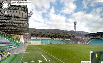 8a8a32ac74 ... Štadión MŠK Žilina na Google mapách