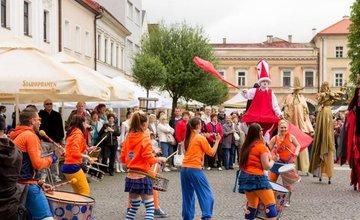Staromestské slávnosti 2014 - slávnostný sprievod