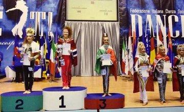 Tanečný súbor Lentilky Žilina získali 3 tituly majstrov sveta