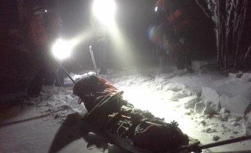 V Malej Fatre dostal turista epileptický záchvat, zasahovali záchranári