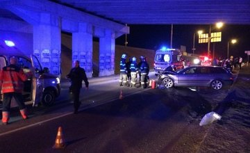 Vážna dopravná nehoda v Považskom Chlmci 9.3.2014