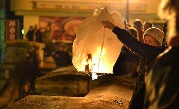 Večer tisícov želaní 2013