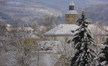 Výber fotografií od čitateľov - Zima v Žiline a okolí