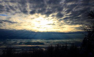 Výber zimných fotografií Žiliny - 1.časť