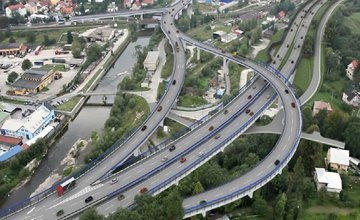 Žilinské diaľnice výstavba úseku  D3 Čadca, Bukov - Svrčinovec